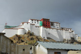 Shigatse Dzong was destroyed during the Tibetan uprising of 1959