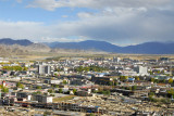 Shigatse is the second largest city in Tibet with a population of 80,000