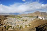 Hills around Shigatse