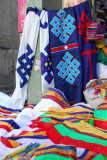 Buddhist items for sale, Shigatse