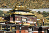 ...Tashi Langyar, Tomb of the 5th thru 9th Panchen Lamas