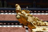 Gilded dragon, Tomb of the 4th Panchen Lama