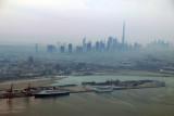 Port Rashid, Dubai, QEII, Burj Dubai