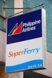 Travel agency - Philippines Airlines and SuperFerry