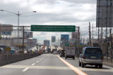 Escape from Manila via the South Luzon Expressway (SLEX)