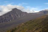 Kaupo Gap eroded into the side of Mount Haleakala