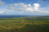 Central valley of Maui with the north coast