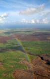 Rainbow over Maui's Central Valley