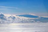 Mauna Kea - 13,803 feet (4,207 m) above sea level but 33,476 feet (10,203 m) above the sea floor