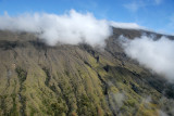 Haleakala National Park Hawaii from a helicopter tour