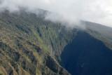 Manawainui Valley on the southeast flank of Haleakala