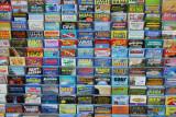 Tourist brochures, Lahaina