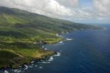 Southeast coast of Maui from the Kipahulu Shoreline to Hana