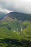 Southeast face of Haleakala