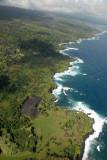 Northeast coast of Maui