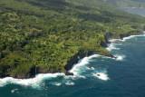 Northeast Coast of Maui at Waioni and Kea'aiki Gulches