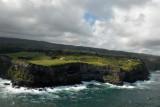 Cliffs of Hanehoi Point, northeast Maui