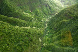 The inaccessible Waihee Valley floor, West Maui Mountains