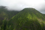 Leaving the Waihee Valley