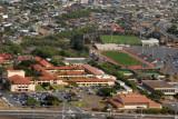 Henry Perrine Baldwin High School and War Memorial Stadium, Wailuku, Maui HI