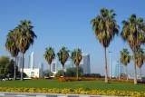Roundabout near Zabeel Park