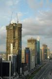 HHHR Tower under construction