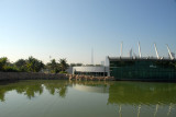 Lake and Restaurant, Zabeel Park