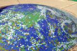 Mosaic earth, Maze, Zabeel Park