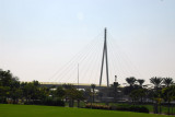 Pedestrian bridge over Skh Zayed Rd, Zabeel Park