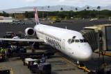 Hawaiian Airlines B717 N476HA at HNL