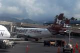 Mokulele Airlines B737 (N868RW) Honolulu