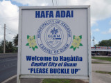 Welcome to Hagåtña, Capital City of Guam, formerly called Agana