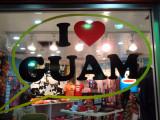 I heart Guam
