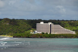 Hotel Nikko Guam at the north end of Tumon