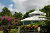 Wedding chapel on the beach behind Pacific Islands Club, Tumon