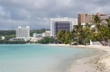 Beach at Tumon, Guam