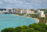 View of Tumon Bay from the Marriott Guam Resort