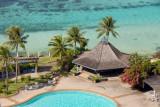 Pool of the Marriott Guam Resort, Tumon