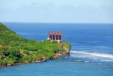 Wedding chapel of the Hilton Resort Guam, Tumon Bay