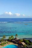 Pool of the Marriott Guam Resort, Tumon Bay