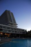 Marriott Guam Resort at dusk