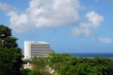Marriott Guam Resort and Spa from Confucius Park, Tumon