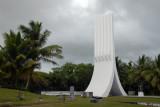 South Pacific Memorial Park, site of General Hideyoshi Obata's underground command center in World War II