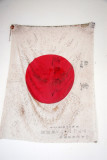 Japanese flag, South Pacific Memorial Park