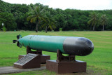 American Mark 14 torpedo, Asan Beach, War in the Pacific National Historic Park