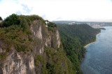 125m cliffs at Two Lovers Point