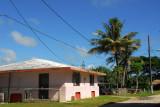 Typical Guam house, Inalahan (Inarajan)