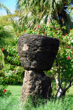 Latte Stones, typical ancient (1000 AD -1500 AD) house pillars of Guam and the Mariana Islands