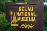 Belau (an alternative spelling of Pelau) National Museum