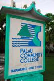 Palau Community College, Palau